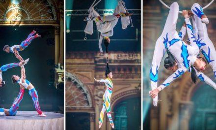 CirCuba, il Circo Cubano arriva a Edenlandia di Napoli