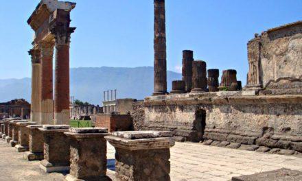 Pompei e gli Etruschi alla Palestra Grande degli scavi di Pompei