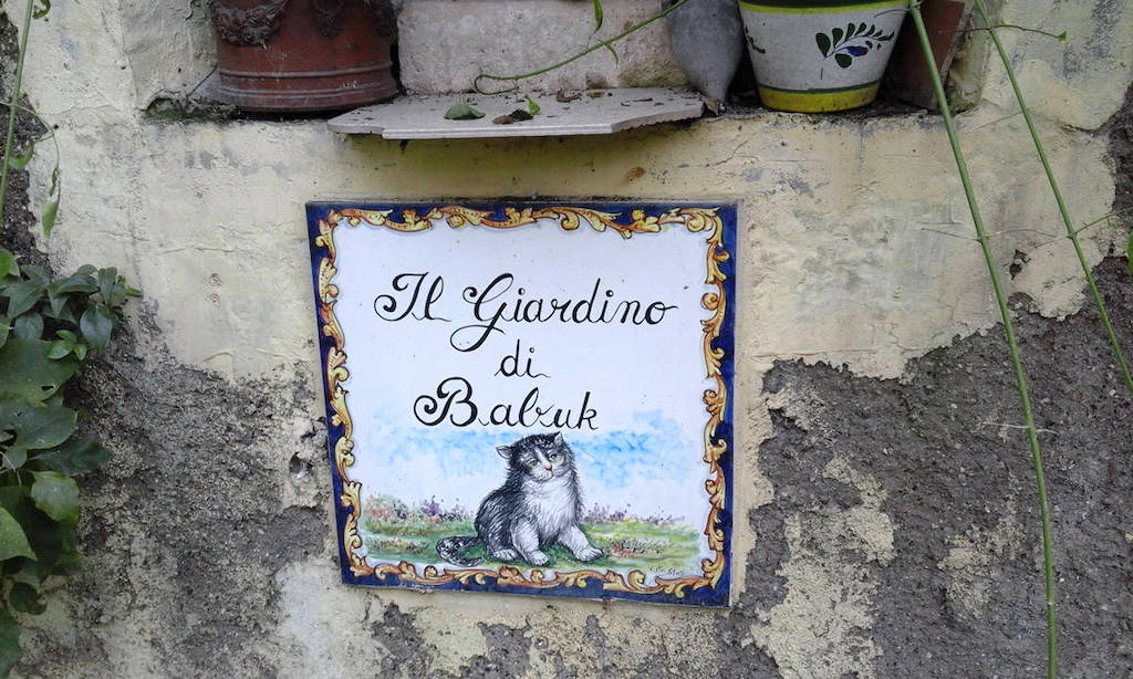 Il Giardino di Babuk