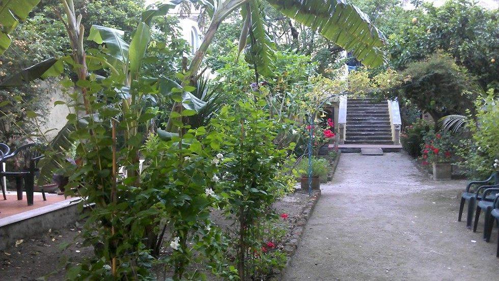 Il Giardino di Babuk, un angolo segreto e misterioso nel cuore di Napoli