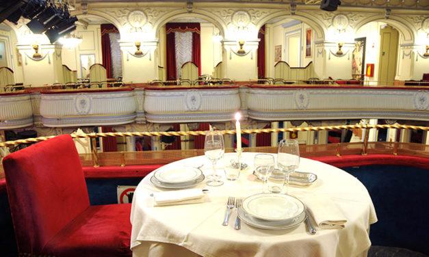 Al Salone Margherita di Napoli ritorna il Cafè Chantant