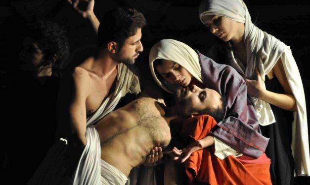 Tableaux Vivants, Caravaggio và in scena al Museo Diocesano