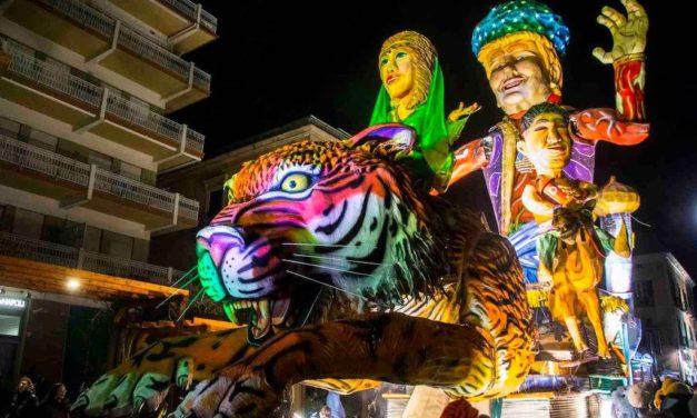 46esima edizione del Gran Carnevale di Maiori (2019)