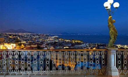 Do Not Disturb – Valentine's day al Grand Hotel Parker's di Napoli