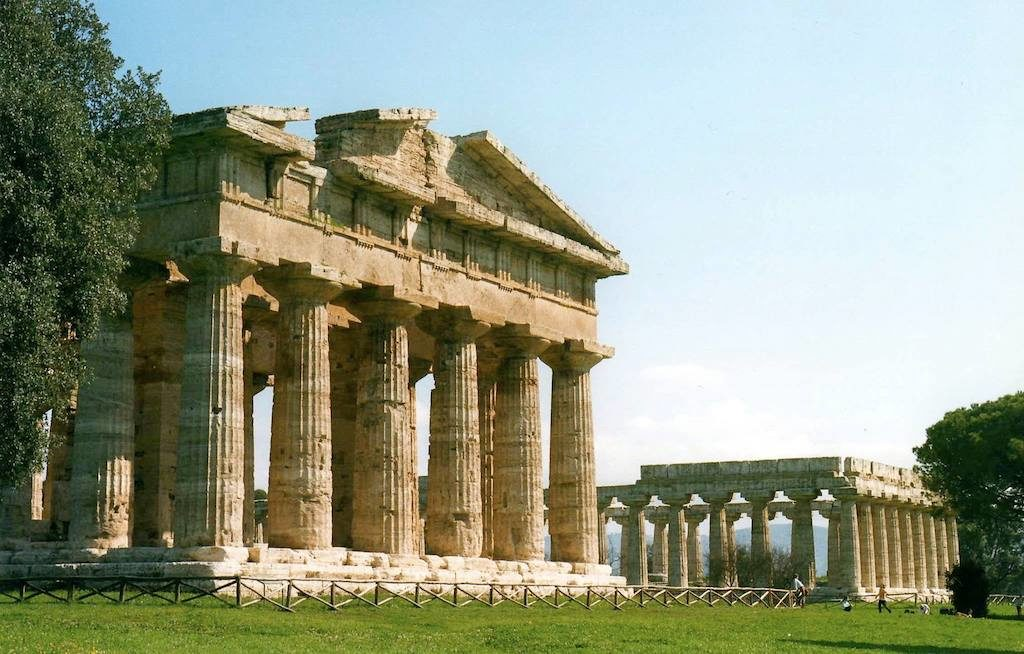 Paestum Sito Archeologico