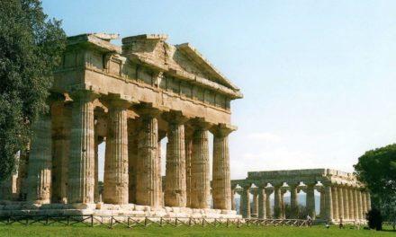 Aperture gratuite al Parco Archeologico di Paestum