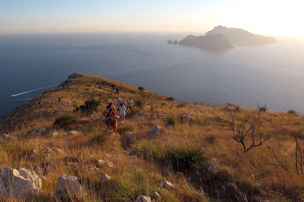 Sentiero di Punta Campanella