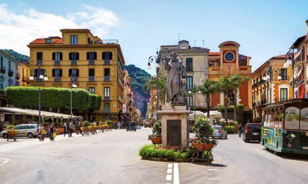 Sant'Antonino Abate, Sorrento festeggia il suo Patrono