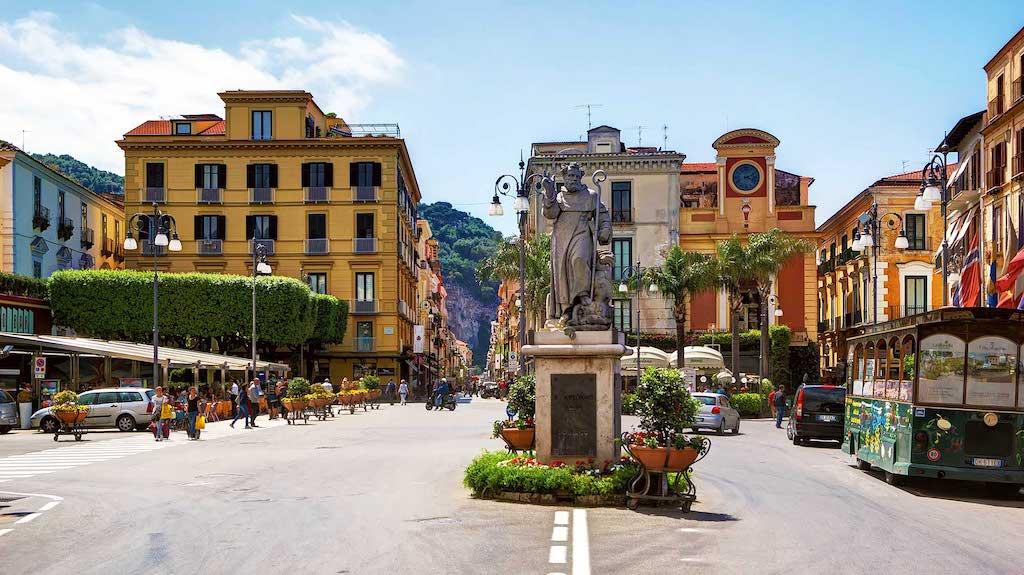 Sant\'Antonino Abate, Sorrento festeggia il suo Patrono - Napoli ...