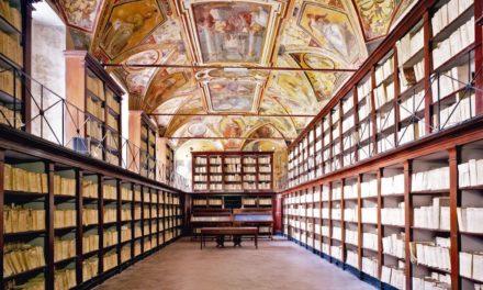 Il Cartastorie, museo dell'Archivio Storico del Banco di Napoli