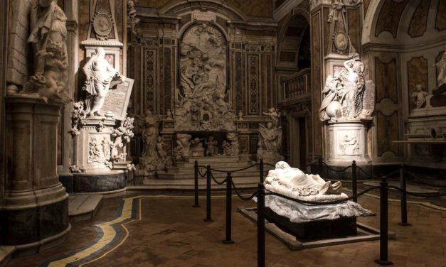 Visite serali teatralizzate alla Cappella Sansevero
