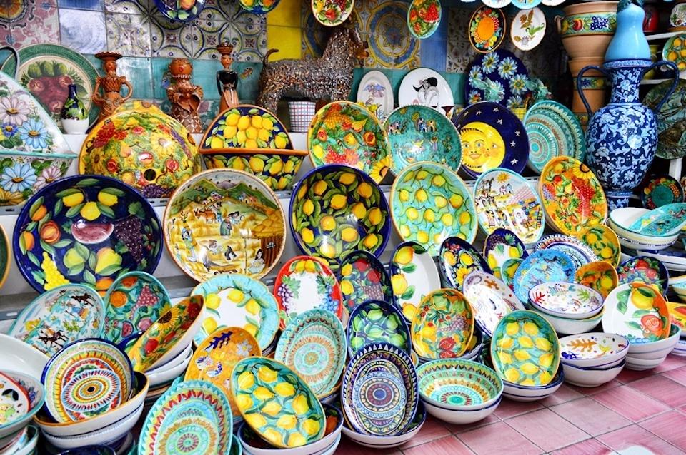 Vietri sul mare il paese della ceramica napoli turistica