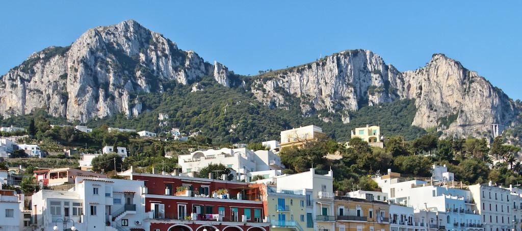 Isola di Capri, Monte Solaro