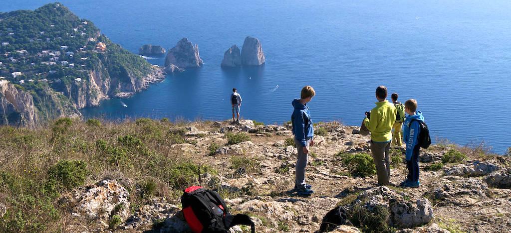 Monte Solaro, Capri