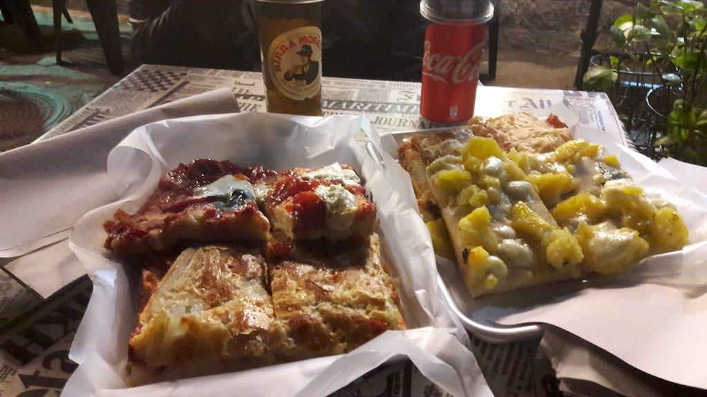 Pizza al Taglio Elettroforno Napoli