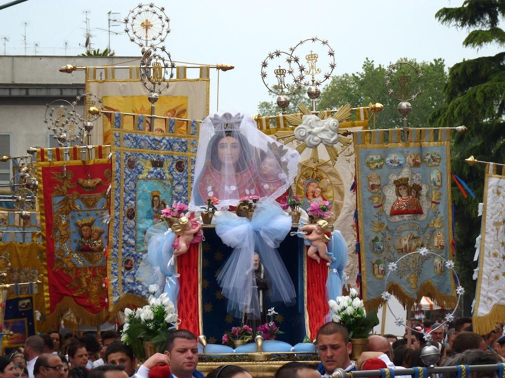 Processione Madonna dell'Arco