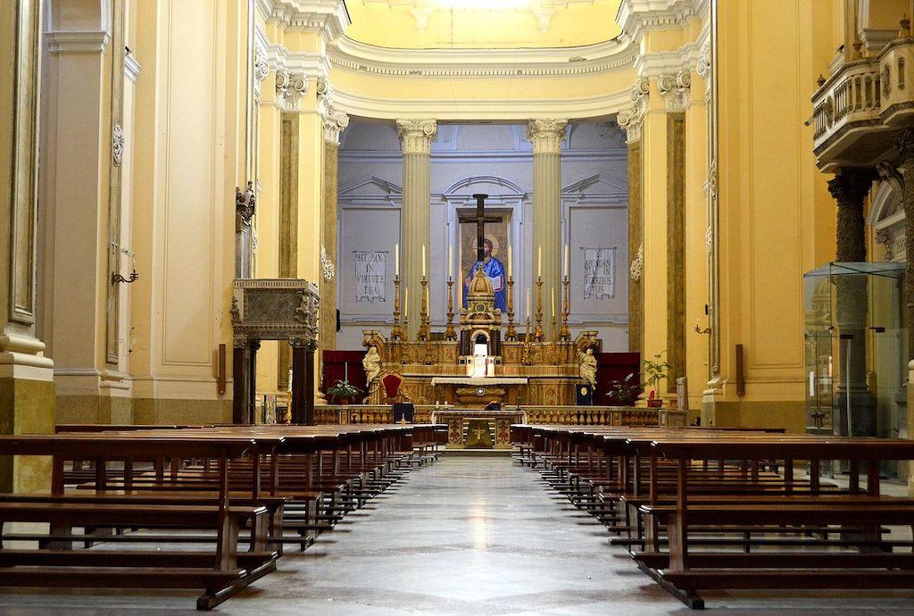 San Giorgio Maggiore Napoli