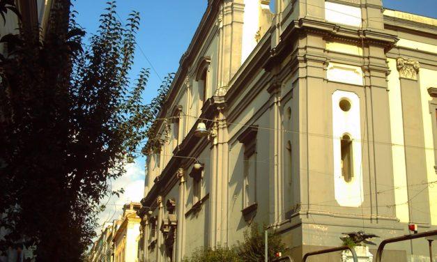 Basilica San Giorgio Maggiore ai Mannesi, la chiesa del Drago