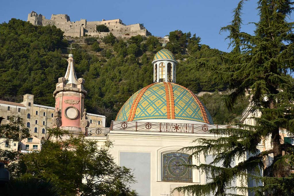 Chiesa dell'Annunziata Salerno