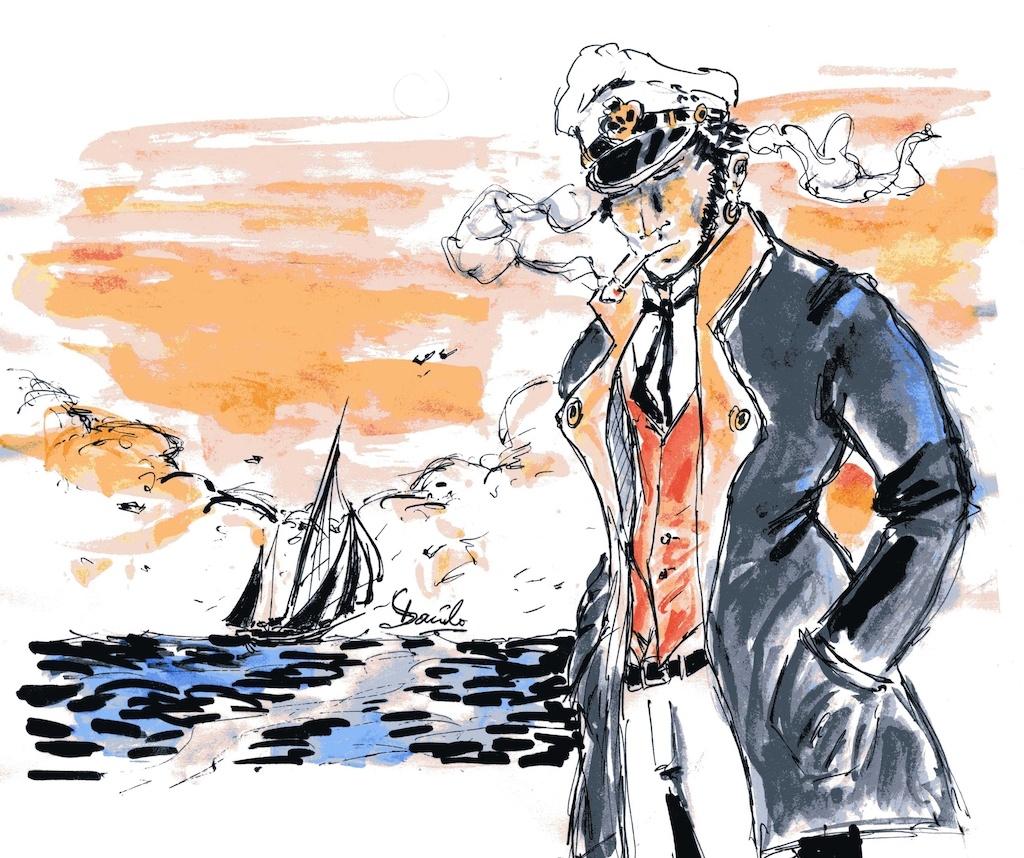 Corto Maltese, Comicon Napoli