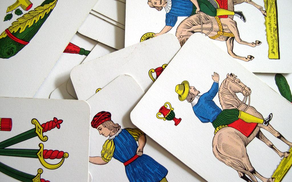 Le Carte Napoletane, uno dei mazzi di carte più popolari in Italia