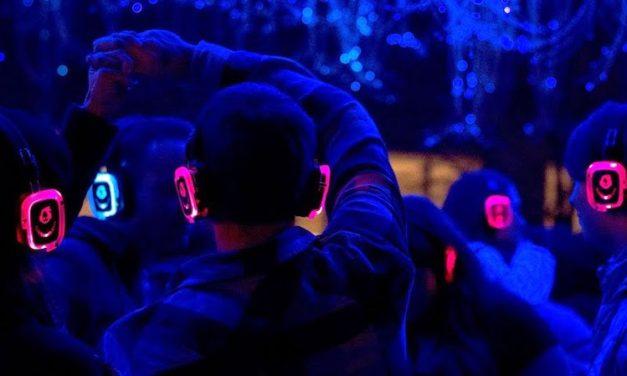 Silent Party al Museo di Pietrarsa a Napoli