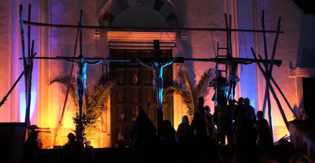 Via Crucis in costume Ravello