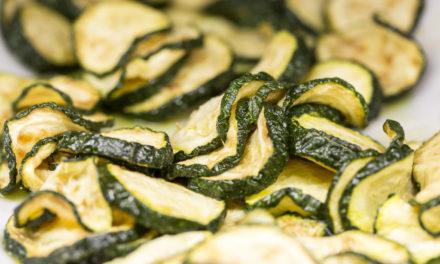 Ricetta del giorno, Zucchine alla scapece alla napoletana