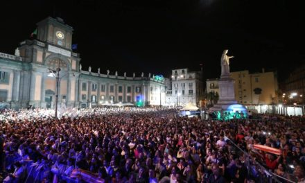 Concerto del Primo Maggio 2019 a Napoli