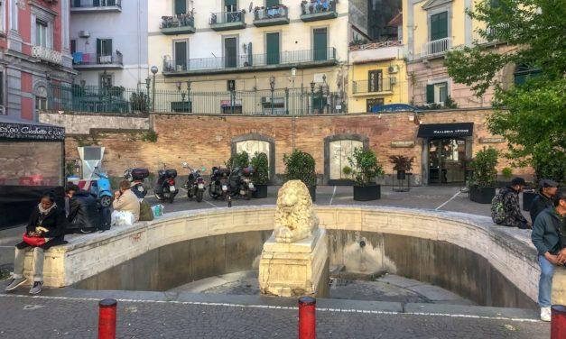Fontana del Leone a Mergellina, scopriamo la sua storia