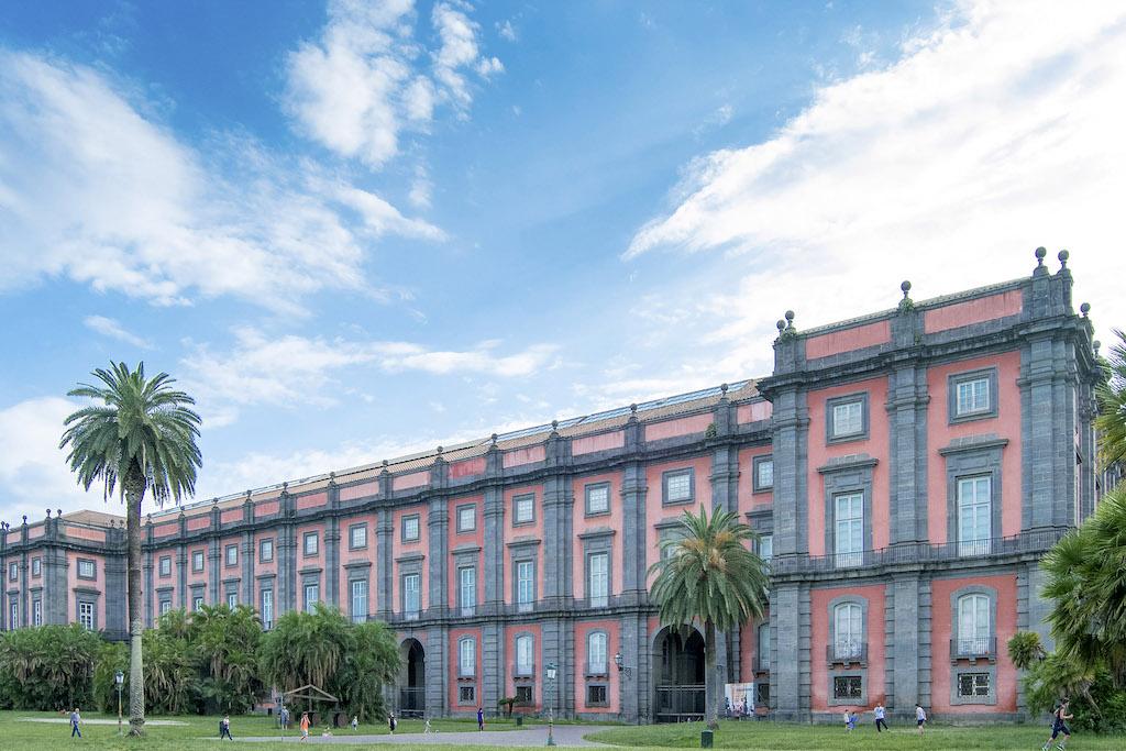 Museo di Capodimonte e la Lingua Napoletana