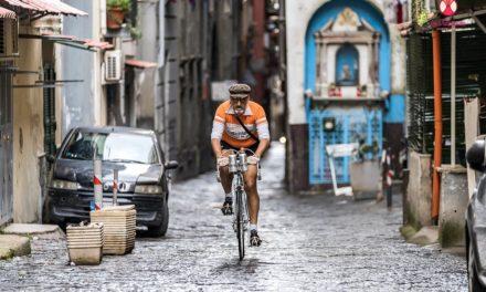 Napoli Bike Festival 2019 nella ex base Nato di Bagnoli