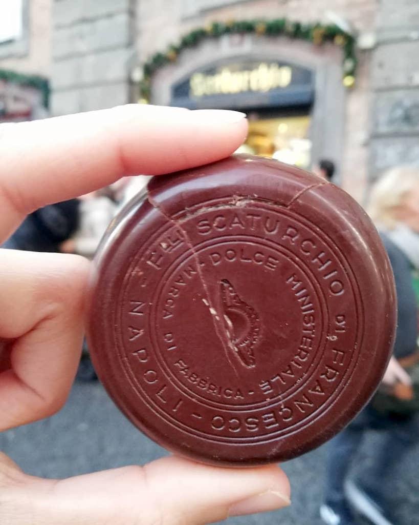 Il Ministeriale di Scaturchio, un dolce di Napoli