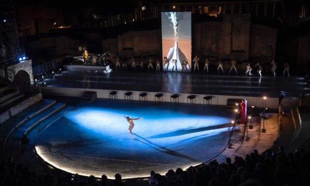 Pompeii Theatrum Mundi 2019, il teatro classico al Teatro Grande
