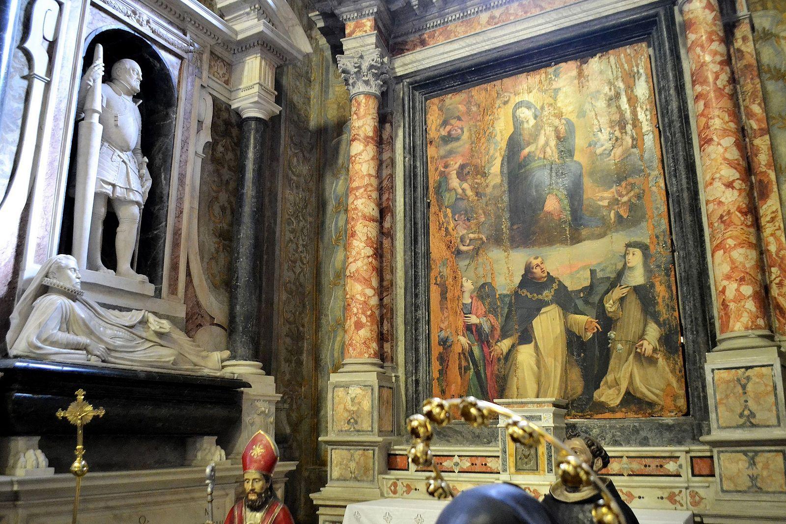 Santa Caterina a Formiello, Napoli