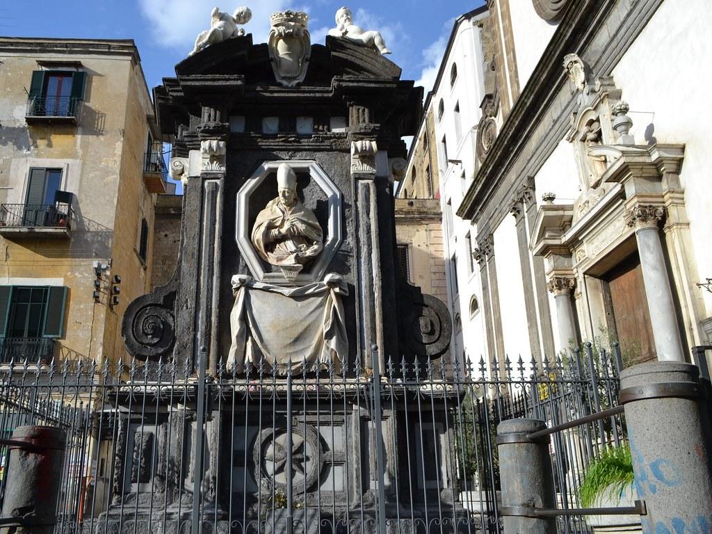 Santa Caterina a Formiello, San Gennaro