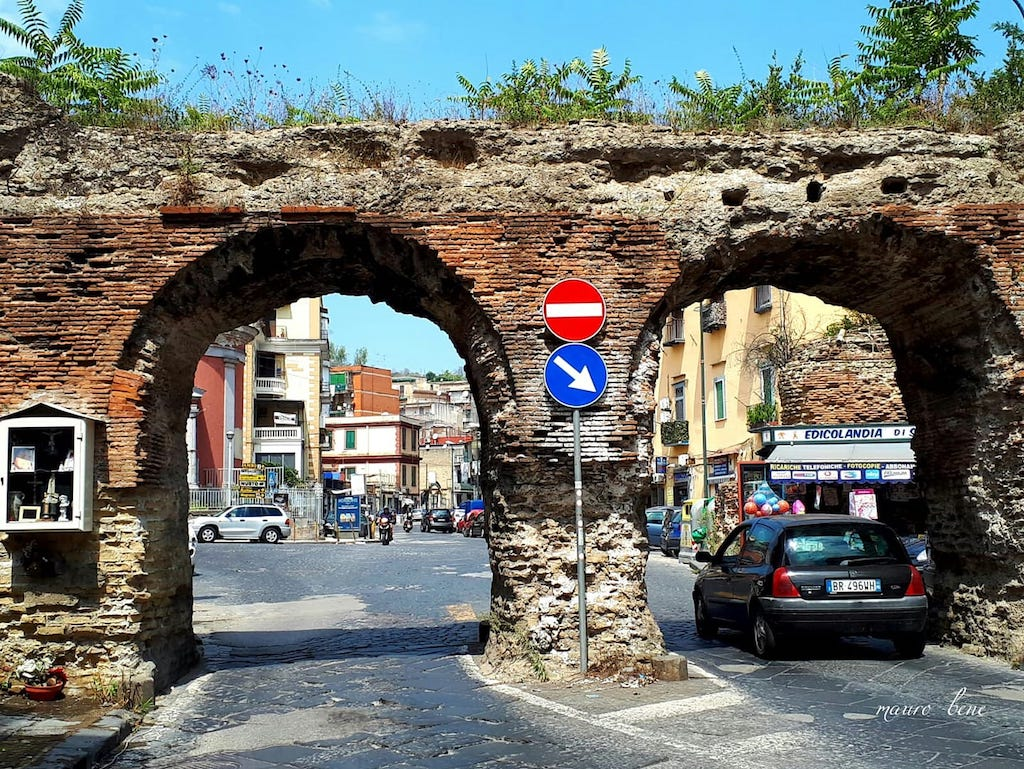 Aquedotto Romano ponti Rossi