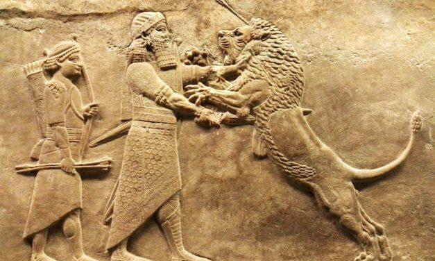 Gli Assiri all'ombra del Vesuvio, mostra al Museo Archeologico Nazionale di Napoli