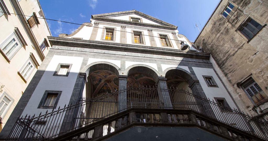 Monastero di Santa Maria Regina Coeli, Ingresso