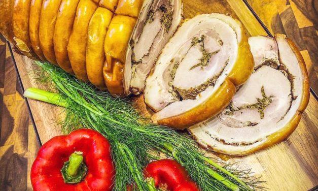 Casola di Napoli – Sagra della porchetta e della salsiccia 2019
