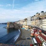 Via Posillipo una strada mitica di Napoli