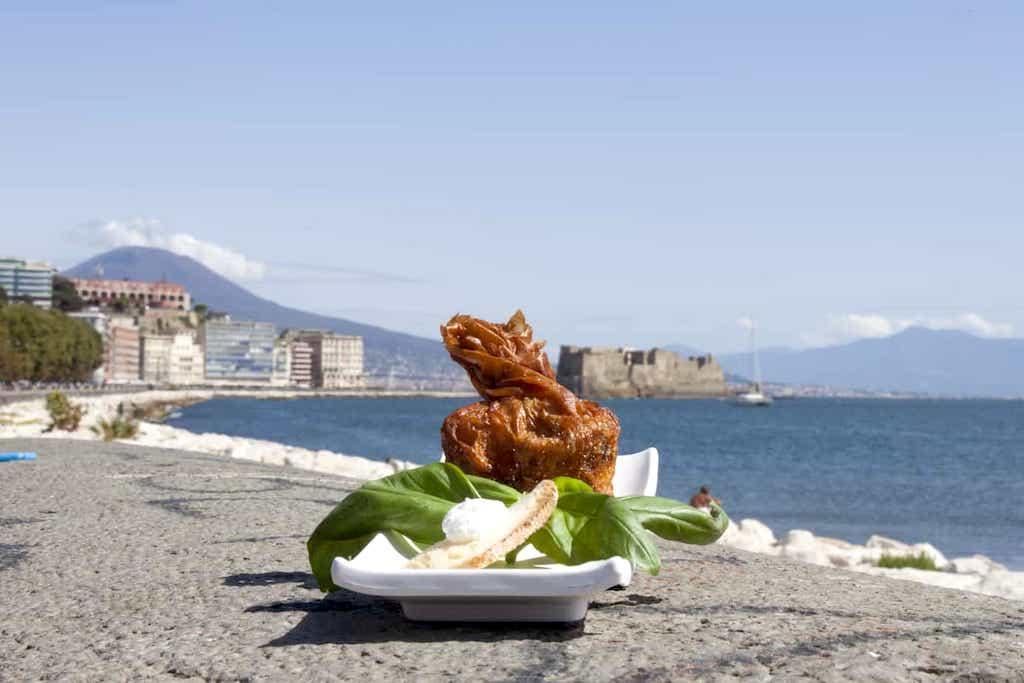 Bufala Fest lungomare di Napoli
