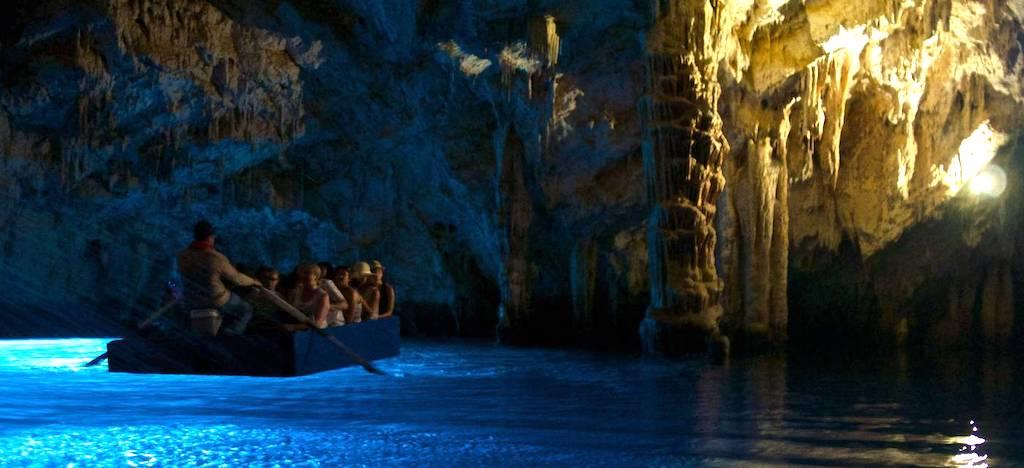 Conca dei Marini Grotta dello Smeraldo