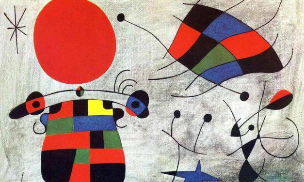 Napoli ospita un mostra dedicata a Joan Miró