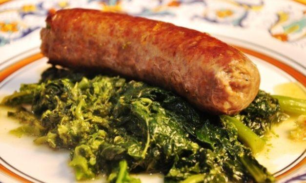 Ricetta Salsiccia e Friarielli alla Napoletana