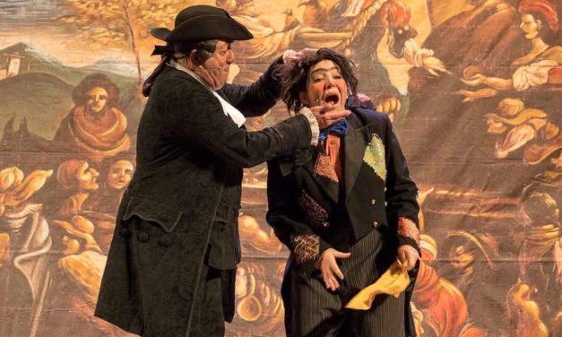 La Cantata dei Pastori di Peppe Barra al Teatro Politeama di Napoli (2019)