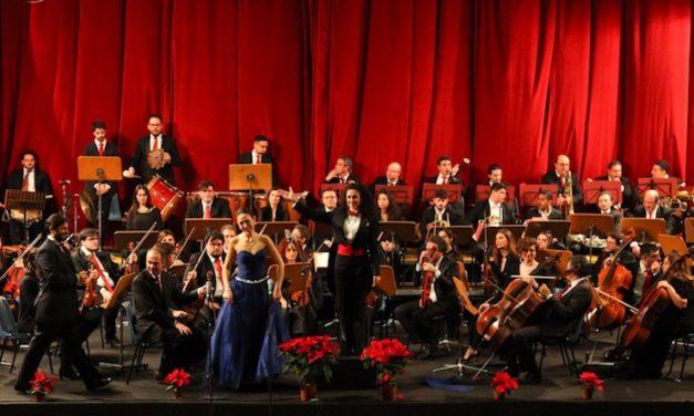 Concerto di Capodanno 2020 della Nuova Orchestra Scarlatti a Napoli