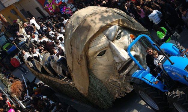 Festa di Sant'Antuono 2020 a Macerata Campania (Caserta)