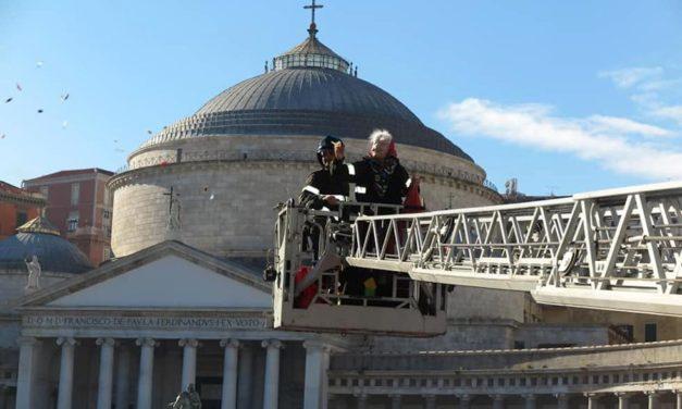 Befana in piazza del Plebiscito Napoli – 6 gennaio 2020