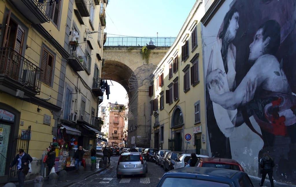 Rione Sanità Napoli